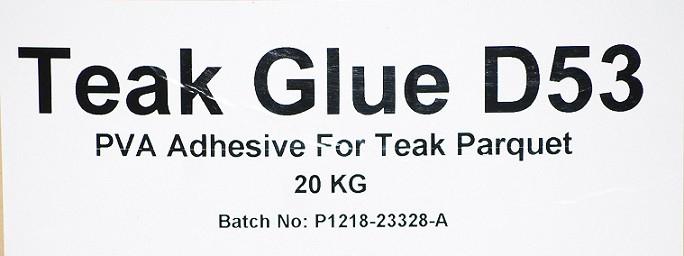 Teak Glue D53