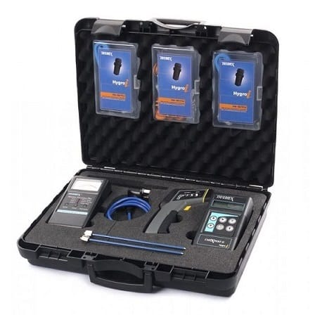 Tramex MRH Moisture Inspection Kit