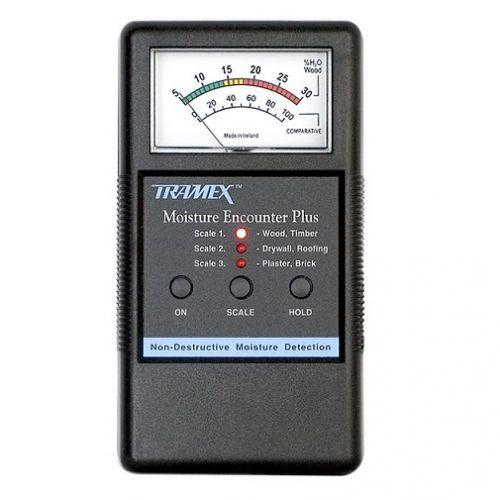 Tramex Moisture Encounter Plus Mep Timplex